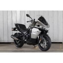 Nouvelle moto électrique Desin