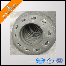 Carbon Steel Spun Pile End Plate of flange