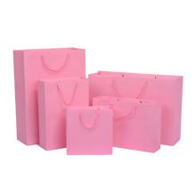 Umweltfreundliche Billige Papiereinkaufstasche zum Verpacken von Kleidung