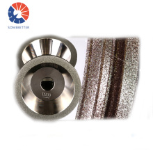 Factory Supply Electroplated Customized Good Self Sharpness Great For Cup-shaped Diamond 230mm Grinding Wheel