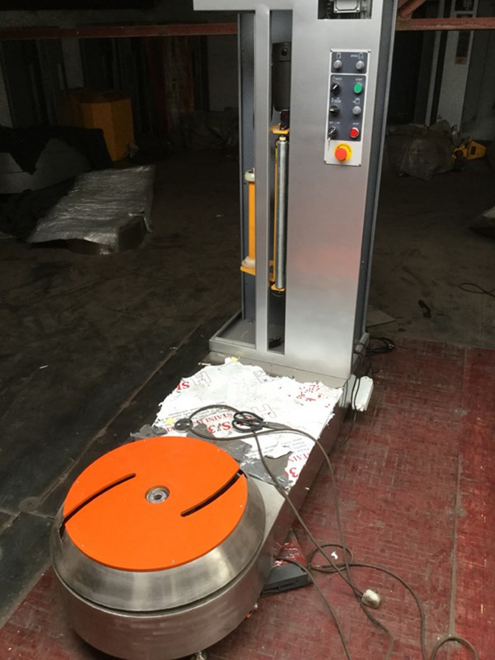 Baggage Wrapping Machines