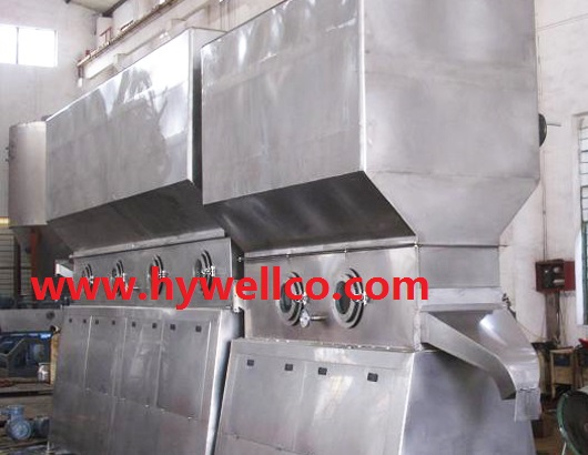 Breadcrumbs Drying Machine