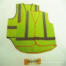 En471 ANSI/107 Standard High Visiblity Reflective Safety Vest