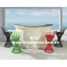 Mesa de bar e cadeira de bar (BP-917)