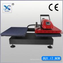Nouveau Style recto verso manuelle Swing Machine de presse de la chaleur à l'extérieur