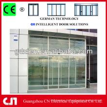 Профессиональная автоматическая раздвижная стеклянная дверь
