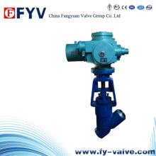 Válvula de globo de la estación de la energía de la presión de alta temperatura