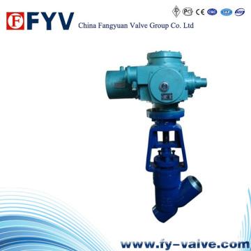 High Temperature Pressure Power Station Globe Valve
