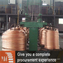 C13007 copper tubes for industrial applications