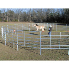 Panneau de clôture de mouton en fer forgé galvanisé à chaud et chaud, panneau de clôture de bétail à clôture agricole, panneau de clôture en acier galvanisé à chaud