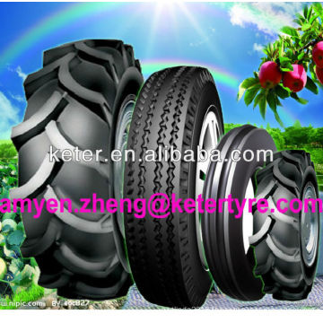 pneus de tracteur 7.50-16-8PR (R-1) 11.2-28 13.6-28