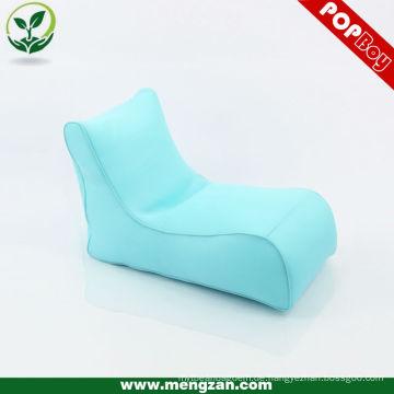 Sandwich Mesh Fabic lange Sitzsack Sofa, Bohnenbeutel Stuhl