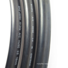 Factory Direct Supply spare parts r134a automotive air conditioning rubber hose AC pipe 3/16 inch