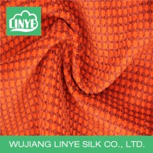 two-tone fancy fabric, polyester corduroy fabric, sofa cover fabric