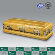 LUXES 2015 New Style cercueils Golden cercueils à vendre