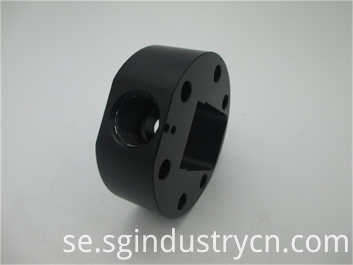 Cnc 5 Axis Machining Parts