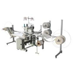 Materac Zipper Sewing Machine