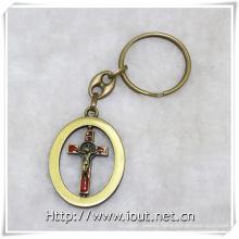 Customize Keychain, Religious Keyring, Promotional Keyring (IO-ck101)