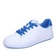 Novo estilo PU Skateboard Shoes Men Shoes