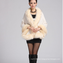 New Fashion Fox Women′s Cloak Coat