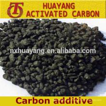 Aditivo de carbono con alto contenido de carbono / recarburador bajo en azufre