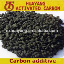 High carbon/recarburizer low sulphur carbon additive
