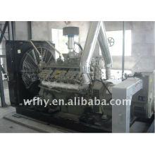 250KVA Erdgas-Generator-Set