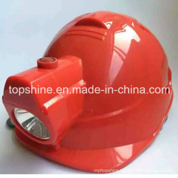 Good Quality Industrial Mining Safety Hard Helmet with LED Light