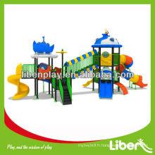 Liben Kids Outdoor Playground Equipment Ensembles en bois