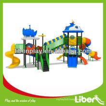 Liben Kids Outdoor Playground Equipment Wooden Playsets