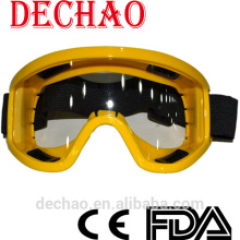 2015 safety glasses for skiing swiming goggle