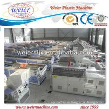 WPC skinning construcción plantilla máquina