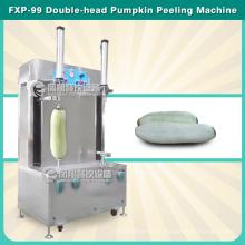 Machine d'épluchage de citrouille à double tête approuvée par la CE Fxp-99