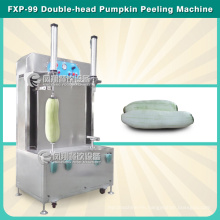 Fxp-99 CE Approved Double-Head Pumpkin Peeling Machine