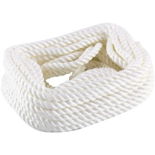 Tensile resistance 8mm polyester pp braided nylon rope