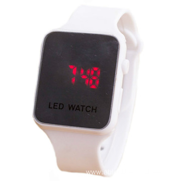 New Arrival Children Rubber Band Digital Wrist Watch