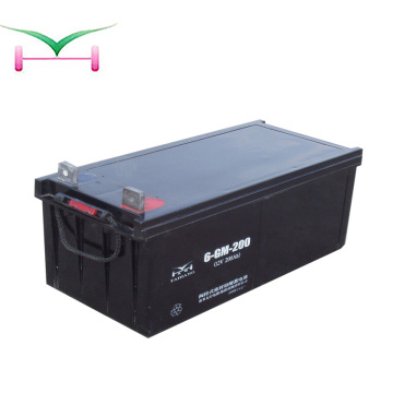 Batería de plomo ácido de batería 48V VRLA para solar