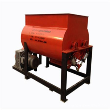 magnesium double shaft mixer