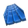 Building PPGI Color Galvanized Corrugated Steel Sheet