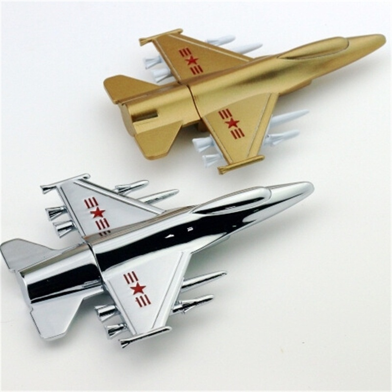New Design Gift Metal Airplane U Disk