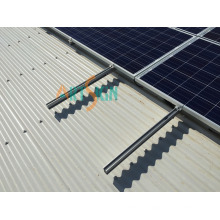 PV Mounting Structure Roof
