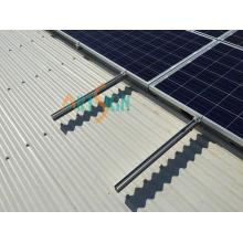 Telhado de estrutura de montagem fotovoltaica