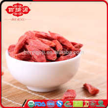 Органический сушеный goji ягоды оптовик