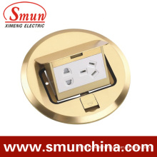 DC-1t/6 Pop-up Type Floor Socket/Ground Socket