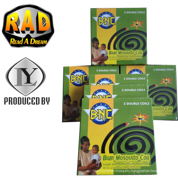 BNC Bangladesh Market with Fragrance Black Mosquito Coil