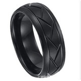 New Tungsten Ring, Tungsten Carbide Ring, Mens Tungsten Carbide Ring