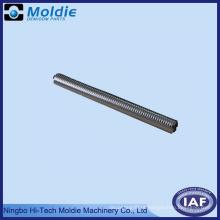 Fabricação de peças de extrusão e usinagem de alumínio