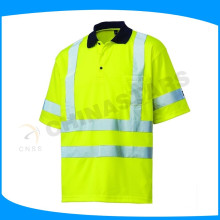 hot sale reflective work shirts high visibility shirts wholesale reflective shirts