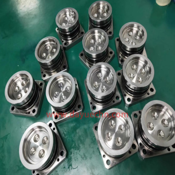 Bottom Cap and Cavity for Bottle Cap Mold