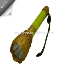 Newest Arrival Waterproof IP68 Dive light LED Canister Flashlight